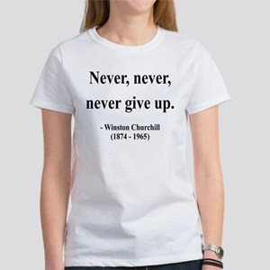 Winston Churchill 3 Women's T-Shirt